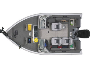 Tracker Boat Windshield