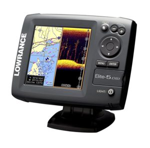 Tracker Targa Lawrance Fishfinder
